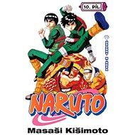 Naruto 10 Úžasný Nindža - Kniha