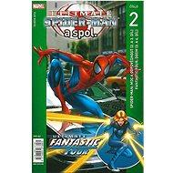 Ultimate Spider-Man a spol. 2 - Kniha