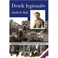 Deník legionáře - Kniha