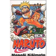 Naruto 1 Naruto Uzumaki - Kniha