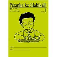 Písanka ke Slabikáři 1 - Kniha