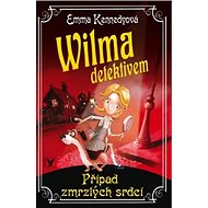 Wilma detektivem Případ zmrzlých srdcí - Kniha