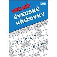 Velké švédské křížovky - Kniha