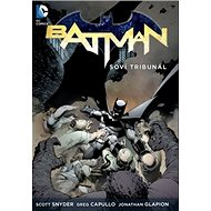 Batman Soví tribunál - Kniha