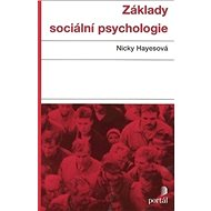 Základy sociální psychologie - Kniha