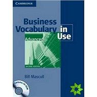 Business Vocabulary in Use: Advanced with Answers and CD-ROM - Kniha