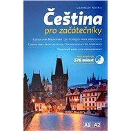 Čeština pro začátečníky + CD - Kniha