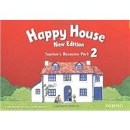 Happy House New Edition 2 Teacher´s Resource Pack - Kniha