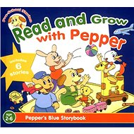 Read and Grow with Pepper - Kniha