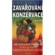 Učebnice zavařování a konzervace: Jak uchovávat potraviny - Kniha