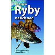 Ryby naších vod: Sladkovodní ryby střední Evropy - Kniha