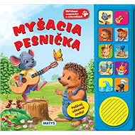 Myšacia pesnička - Kniha