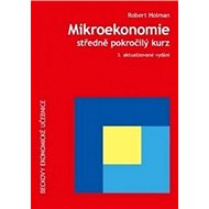 Mikroekonomie Středně pokročilý kurz - Kniha