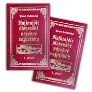 Komplet 2 ks Najkrajšie slovenské národné rozprávky - Kniha
