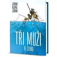 Tři muži ve člunu - Kniha