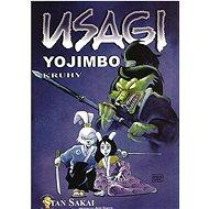 Usagi Yojimbo Kruhy - Kniha