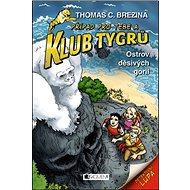 Klub tygrů Ostrov děsivých goril - Kniha