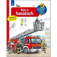 Vše o hasičích - Kniha