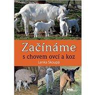Začínáme schovem ovcí a koz - Kniha
