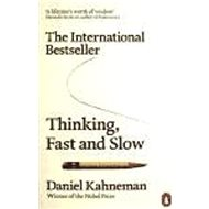 Thinking, Fast and Slow - Kniha