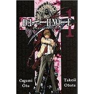 Death Note Zápisník smrti 1 - Kniha