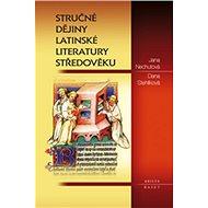 Stručné dějiny latinské literatury středověku - Kniha