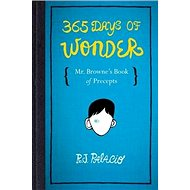 365 Days of Wonder - Kniha