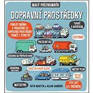Dopravní prostředky - Kniha