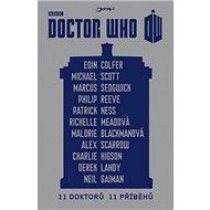 Doctor Who 11 doktorů 11 příběhů - Kniha