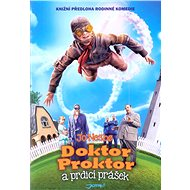 Doktor Proktor a prdicí prášek - Kniha