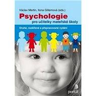 Psychologie pro učitelky mateřské školy - Kniha