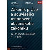 Zákoník práce a související ustanovení nového občanského zákoníku - Kniha