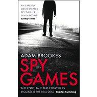 Spy games - Kniha