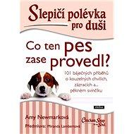 Slepičí polévka pro duši Co ten pes zase provedl?: 101 báječných příběhů o kouzelných chvílích, zázr - Kniha