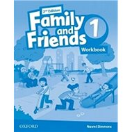 Family and Friends (2nd Edition) 1 Workbook: 2nd Edition - Kniha