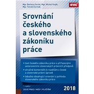 Srovnání českého a slovenského zákoníku práce - Kniha