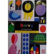 Barvy - Kniha