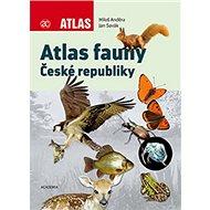 Atlas fauny České republiky - Kniha