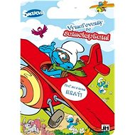 Coloring book with stickers Smurfs: Come play with us! - Creative Kit