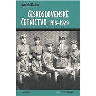 Československé četnictvo 1918-1929 - Kniha