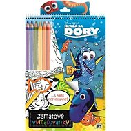 Velvet colouring pages Dory is wanted - Creative Kit