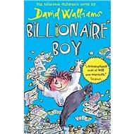 Billionaire Boy - Kniha