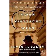 When Nietzsche Wept - Kniha