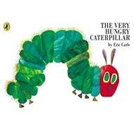 The Very Hungry Caterpillar. Book & CD - Kniha