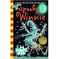 Spooky Winnie - Kniha