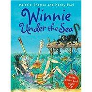 Winnie Under the Sea. Book + CD - Kniha