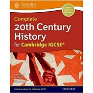 20th Century History for Cambridge IGCSE - Kniha
