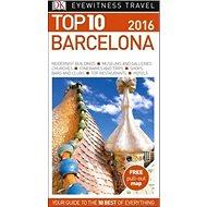 Eyewitness Top 10 Travel Guide: Barcelona - Kniha
