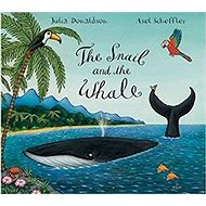 The Snail and the Whale - Kniha