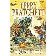 Equal Rites: The third Discworld novel - Kniha